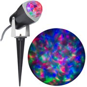 Gemmy Industries Multicolor LED Lightshow Projection, Fire & Ice Halloween Light Projector