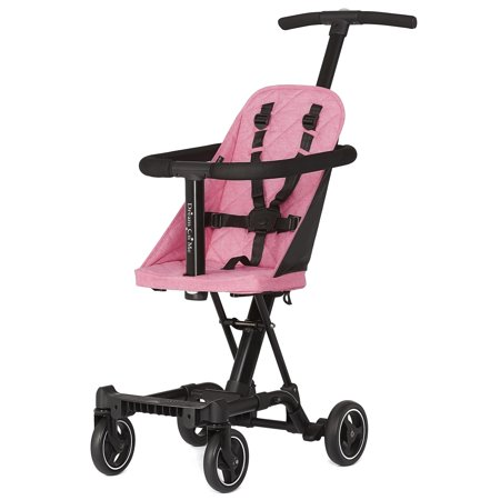 Dream On Me Universal Coast Rider And Stroller, Pink by Dream On Me