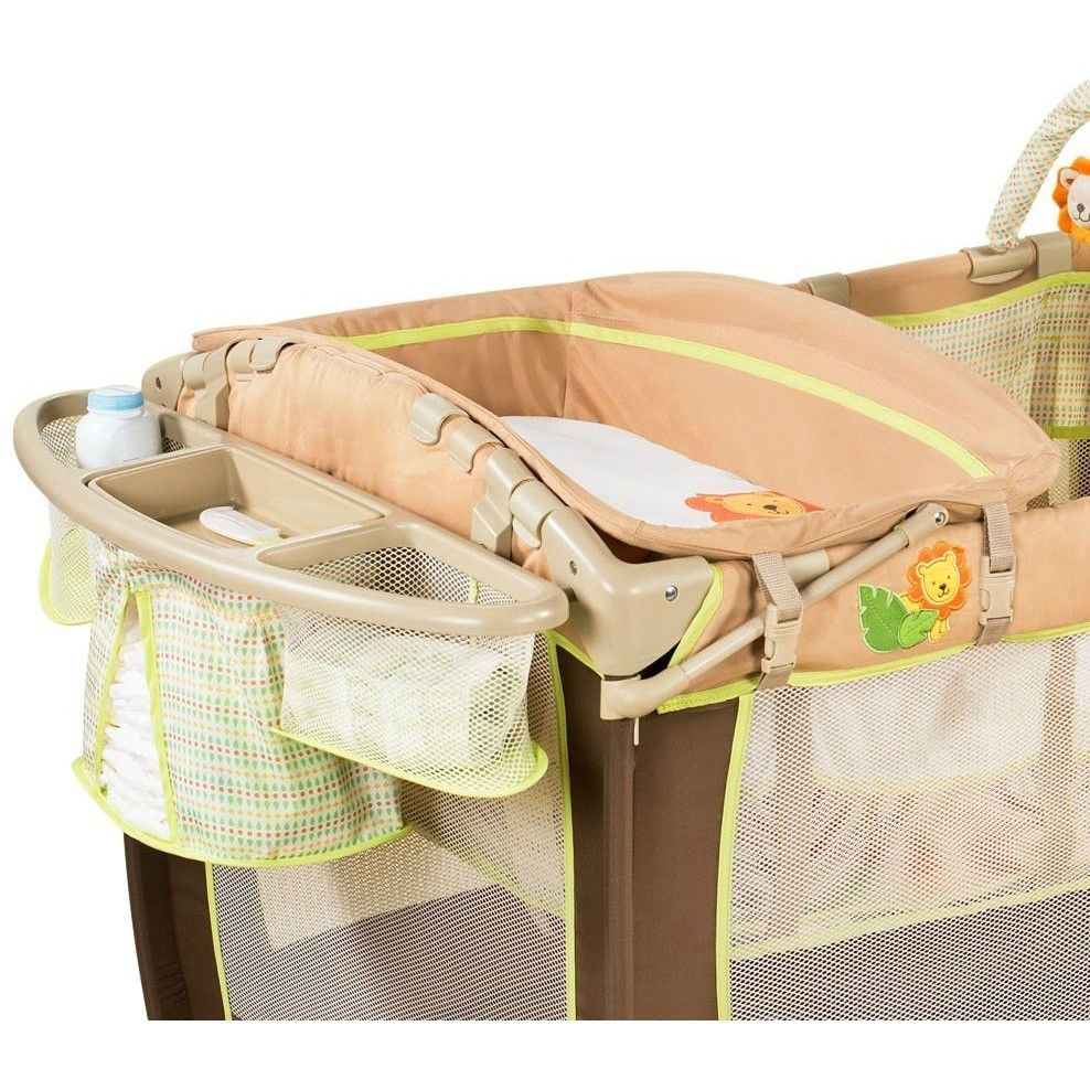 Summer Infant Grow With Me Playard And Changer Swingin