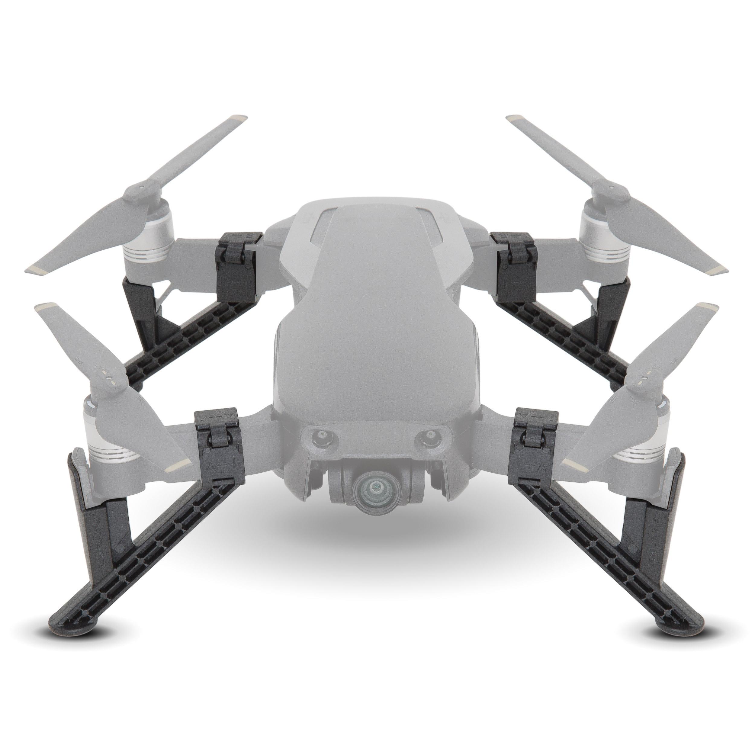 Shaluoman 2 in 1 Propeller Guard with Landing Gear for Mavic Mini Drone Accessories Grey