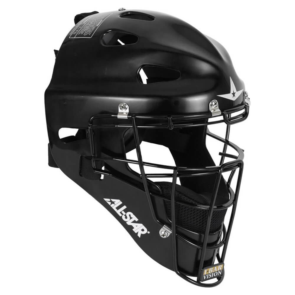 All-Star MVP2310SP MVP Youth Players Series Catchers Helmet by ALL-STAR