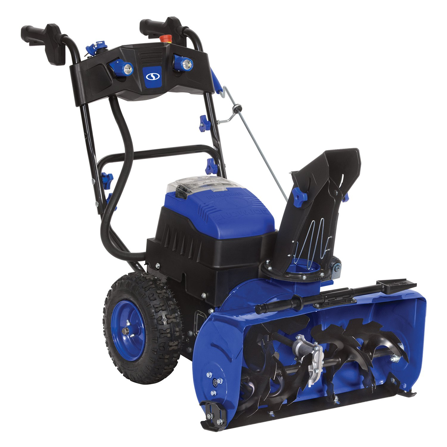 Snow Joe iON Self-Propelled 3 Speed 24 Inch Cordless Snow Blower (Tool Only) by Snow Joe