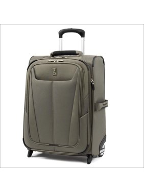 Travelpro Maxlite 5 Lightweight Rollaboard Luggage Expandable International Carry-on Slate Green