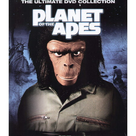 20Th Century Fox planet of the apes - the ultimate dvd co...