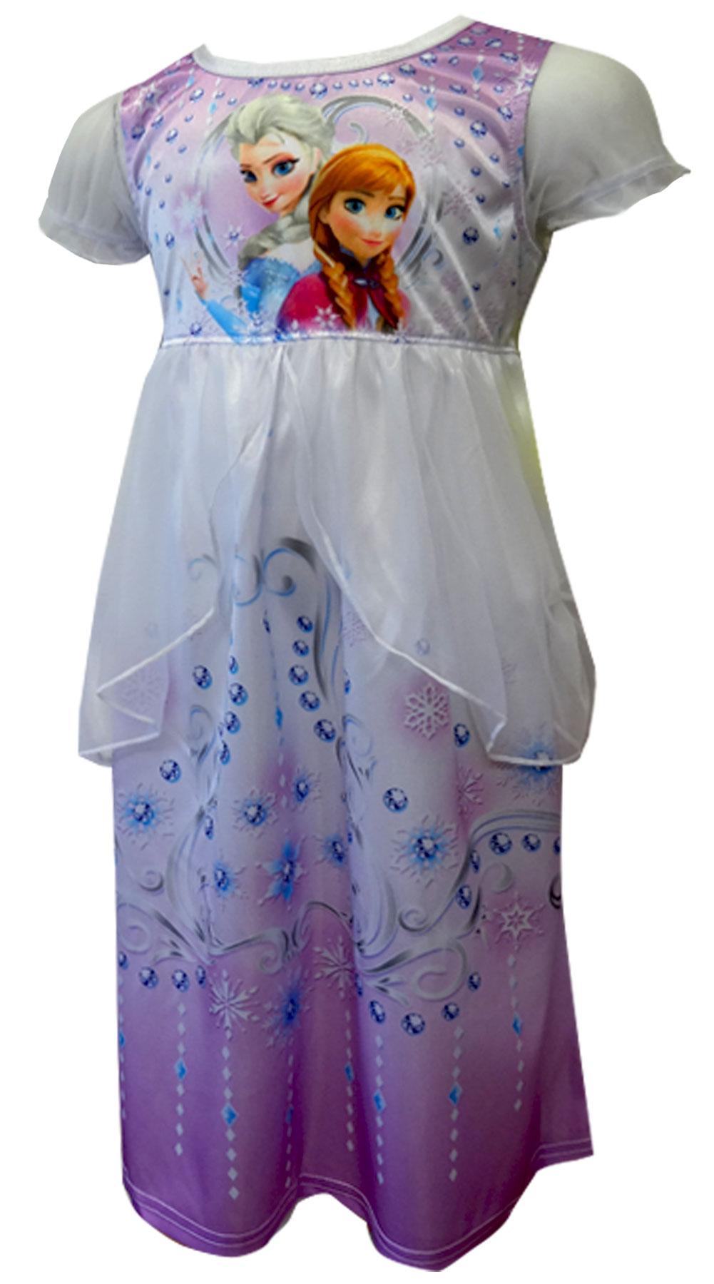 Disney Girls Moana Nightgown, Gown Sizes 2T-10 - Walmart.com