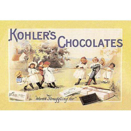 Charles-Amde Kohler was one of the eminent Swiss confectionery manufacturers In ca 1830 he invented a hazelnut chocolate still produced in the form of a drink and opened a chocolate factory in