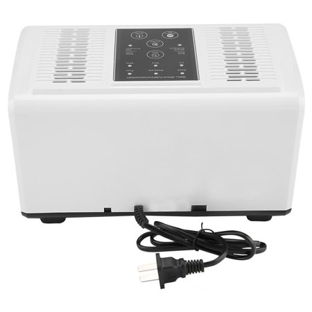 FAGINEY Negative Ion Air Purifier Cleaner Anion Purifying Machine for Home Office 110V-240V White #1 Negative Air Machine