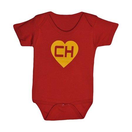 Chapulin Colorado Bodysuits CH Baby Shirt Chespirito Chavo del Ocho No - Chapulin Colorado Costume