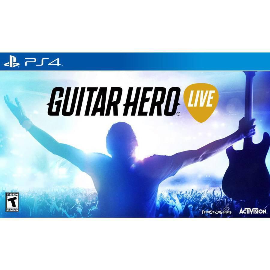 Guitar Hero Live Bundle (PS4)