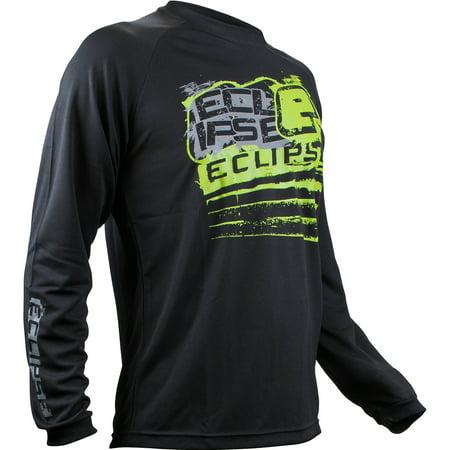 Planet Eclipse T-Shirt - Brawler Long Sleeve - (Brawlers Tee)