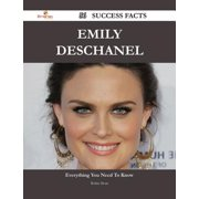 Emily Deschanel 56 Success Facts - Everything you need to know about Emily Deschanel - eBook