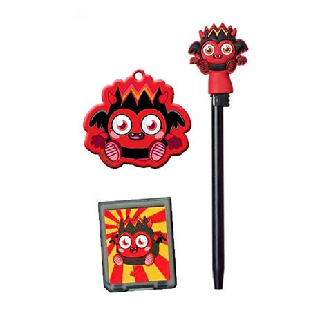 New 3Ds Xl Stylus by Moshi Monsters Stylus Pack Dialvo For Nintendo New 3DS XL / Nintendo DS Lite / Nintendo Dsi / Nintendo 3DS (Nintendo 3ds Lite Stylus)