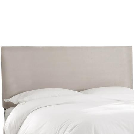 Skyline Furniture  Premier Platinum Upholstered Headboard
