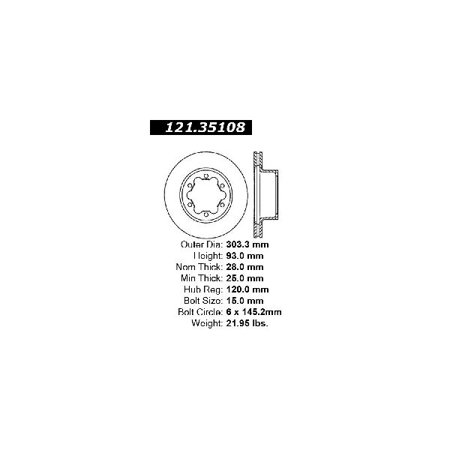 Go-Parts OE Replacement for 2007-2009 Dodge Sprinter 3500