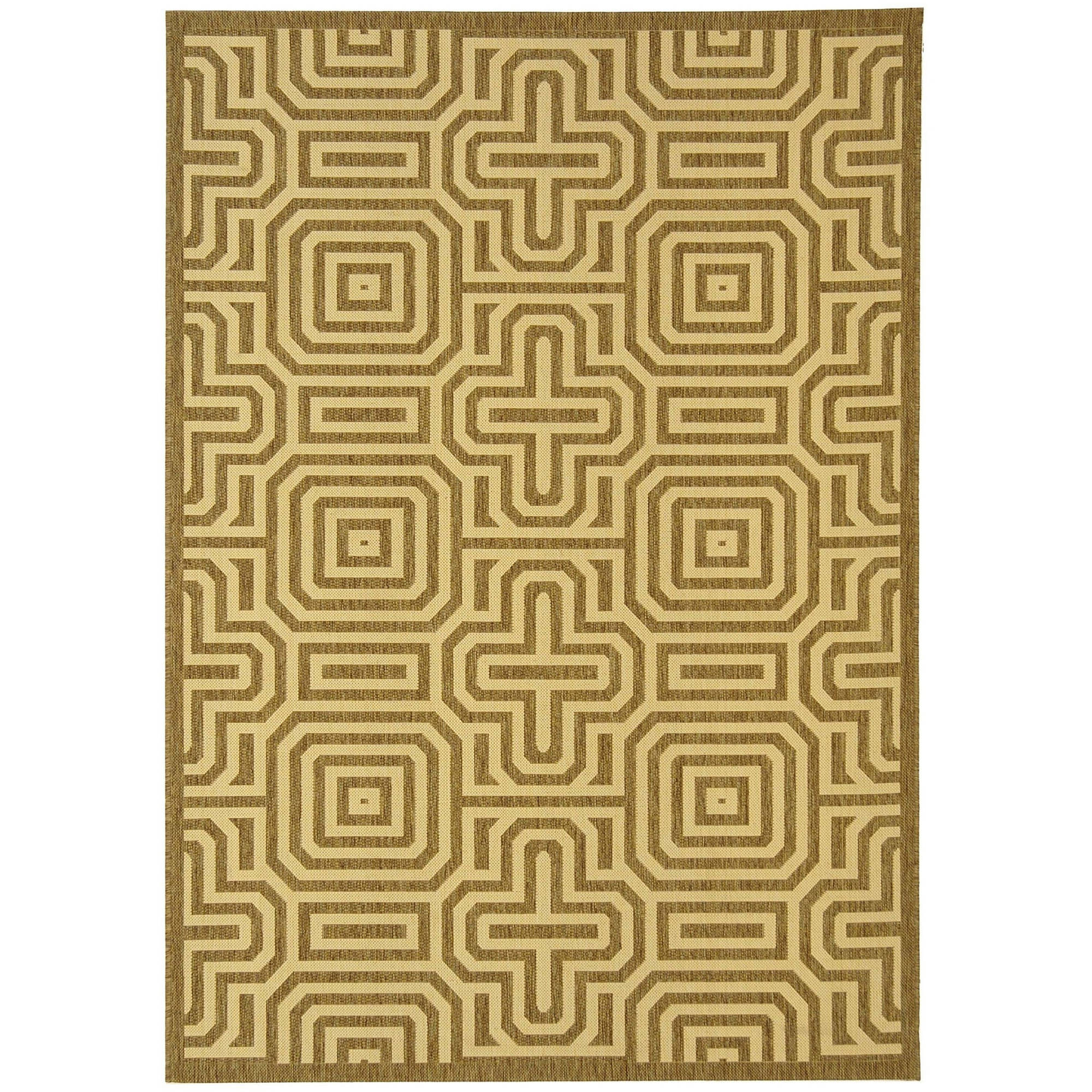 Safavieh Courtyard Cooper Indoor/Outdoor Area Rug