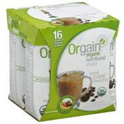 Orgain Iced Cafe Mocha Nutritional Shake, 11 fl oz, (Pack of 4)