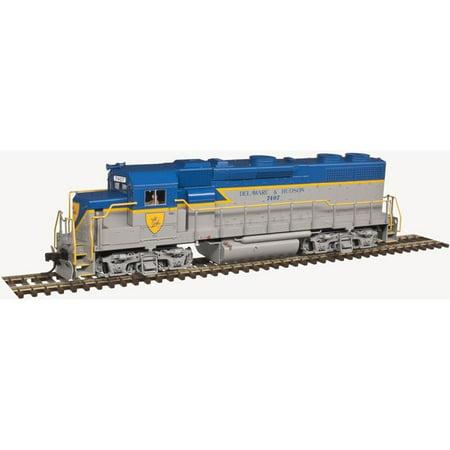 Atlas HO Scale EMD GP39-2 Diesel Locomotive Delaware & Hudson/D&H #7407