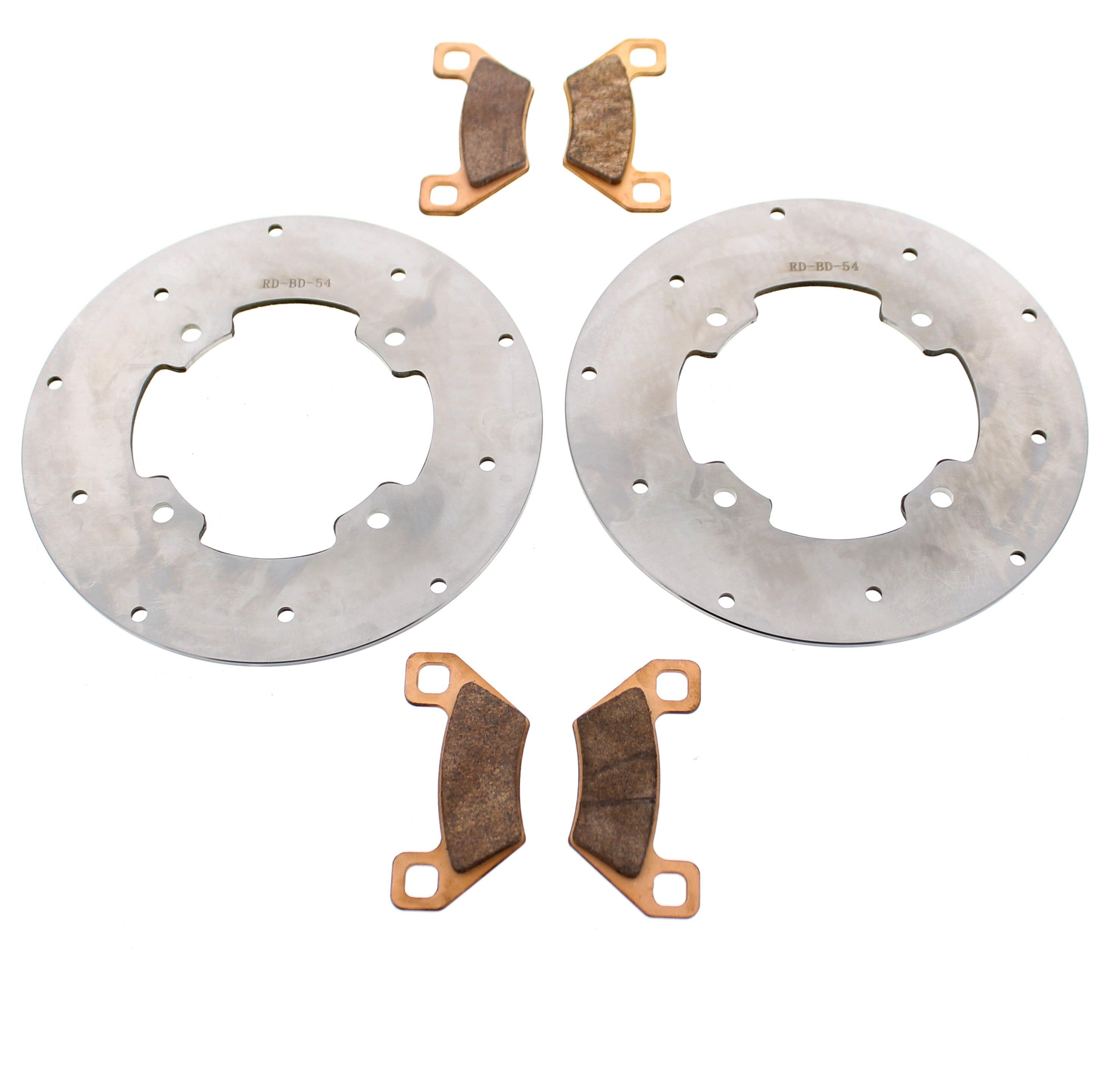 2013-2015 Arctic Cat Wildcat 1000 Rear Standard Brake Rotors Brake Discs