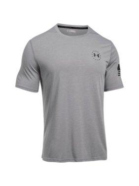 387aa811 Free shipping. Product Image under armour 1301243 men's ua freedom tee  threadborne siro t-shirt size s-3xl