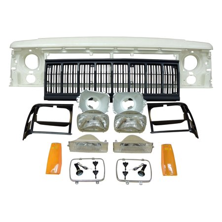 Crown Automotive 55054945K CAS55054945K HEADER PANEL KIT (CHEROKEE)