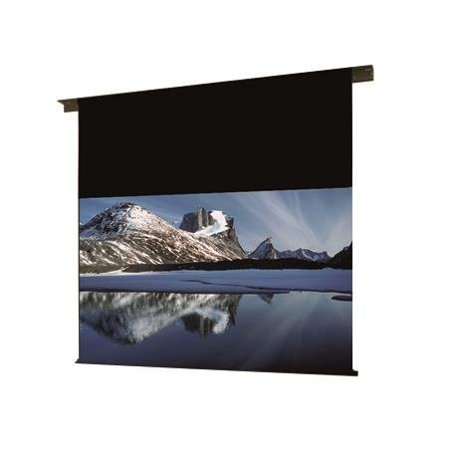 (Draper 113008 Ambassador Motorized Projection Screen - 9 x 9')
