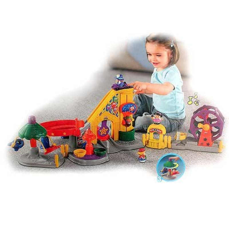 Fisher Price Little People About Discovery - Surprise Sou...