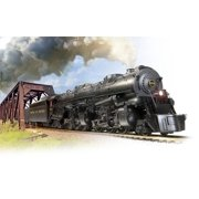 Broadway Limited 4476 HO Norfolk & Western Class A 2-6-6-4 Paragon3 #1216