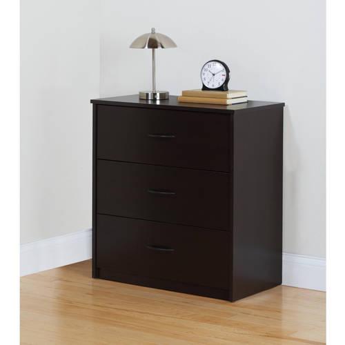 Mainstays 3 Drawer Dresser