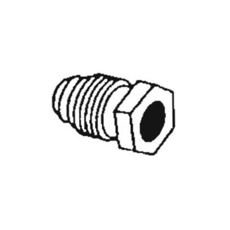 SUBURBAN MFG 171463 0.25 In. Water Heater Manifold Outlet Connector