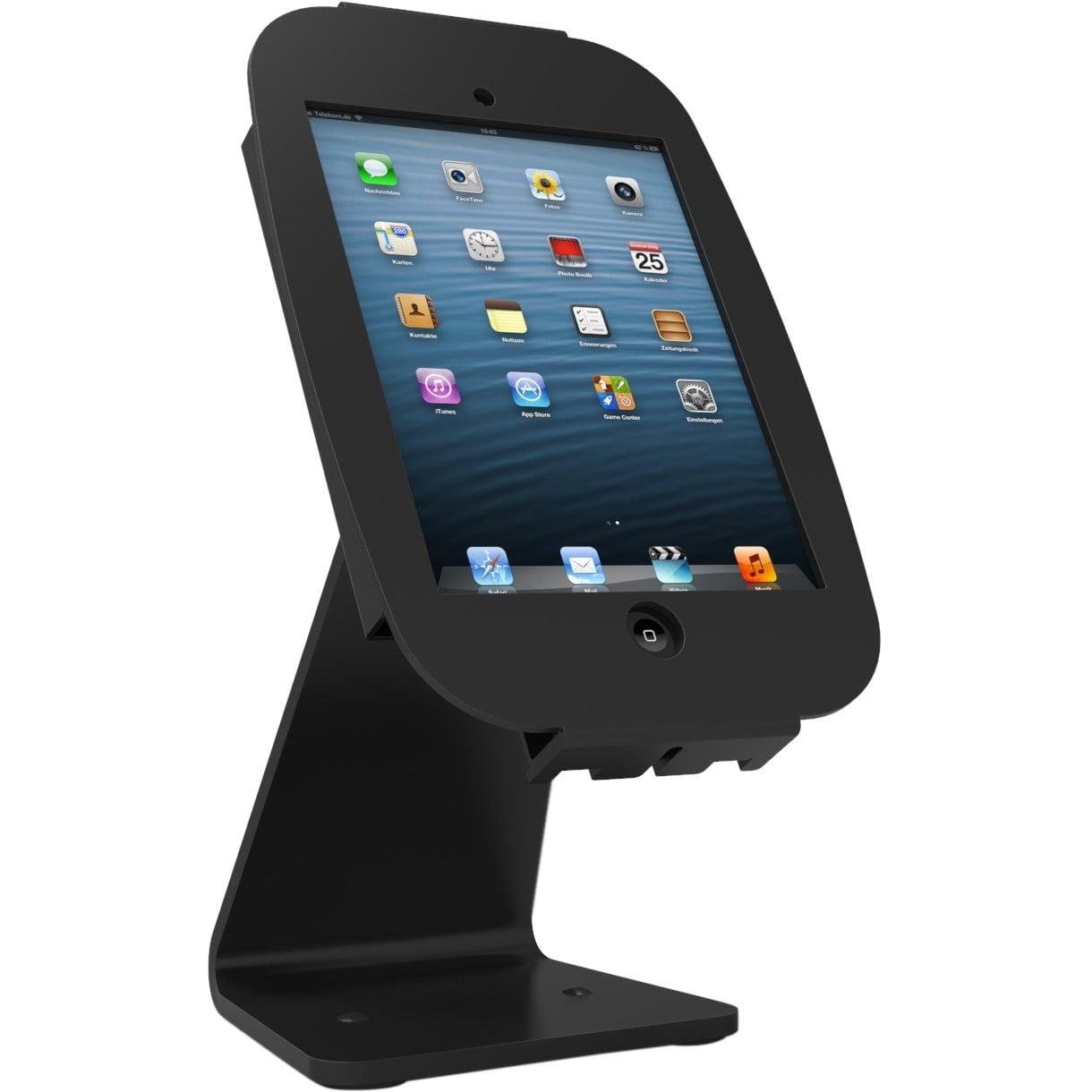 MacLocks Space iPad Mini 360 Kiosk - Black