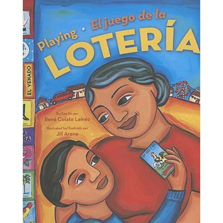 Playing Loteria /El Juego de la Loteria - Juegos De Baby Games Halloween