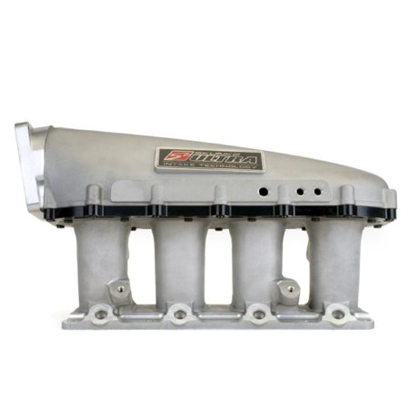 Skunk2 Ultra Series K Series Race Intake Manifold - 3.5L Silver w/Black (Best K Series Intake Manifold)