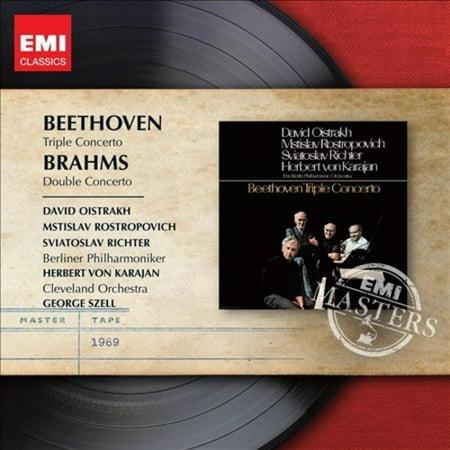 Beethoven: Triple Concerto/Brahms: Double