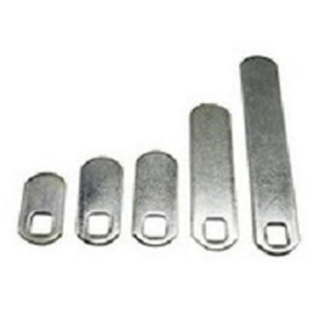 National Lock N7003 2C 1.13 in. Straight Cam for Disc Tumbler Locks - Zinc (Disc Tumbler Lock)
