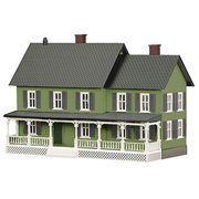 MTH 30-90185 Green #4 Country House