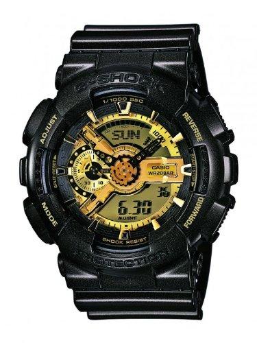 Casio G Shock GA-110BR-5AER Bronze Gold G-Shock Uhr Watch Montre Orologio