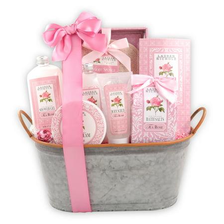 Rose Spa Gift (Birthday Spa Gift)