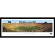 University of Michigan Framed Stadium Print