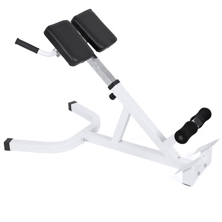 Best Choice Products Adjustable Abdominal Workout Roman Chair Bench for Training,
