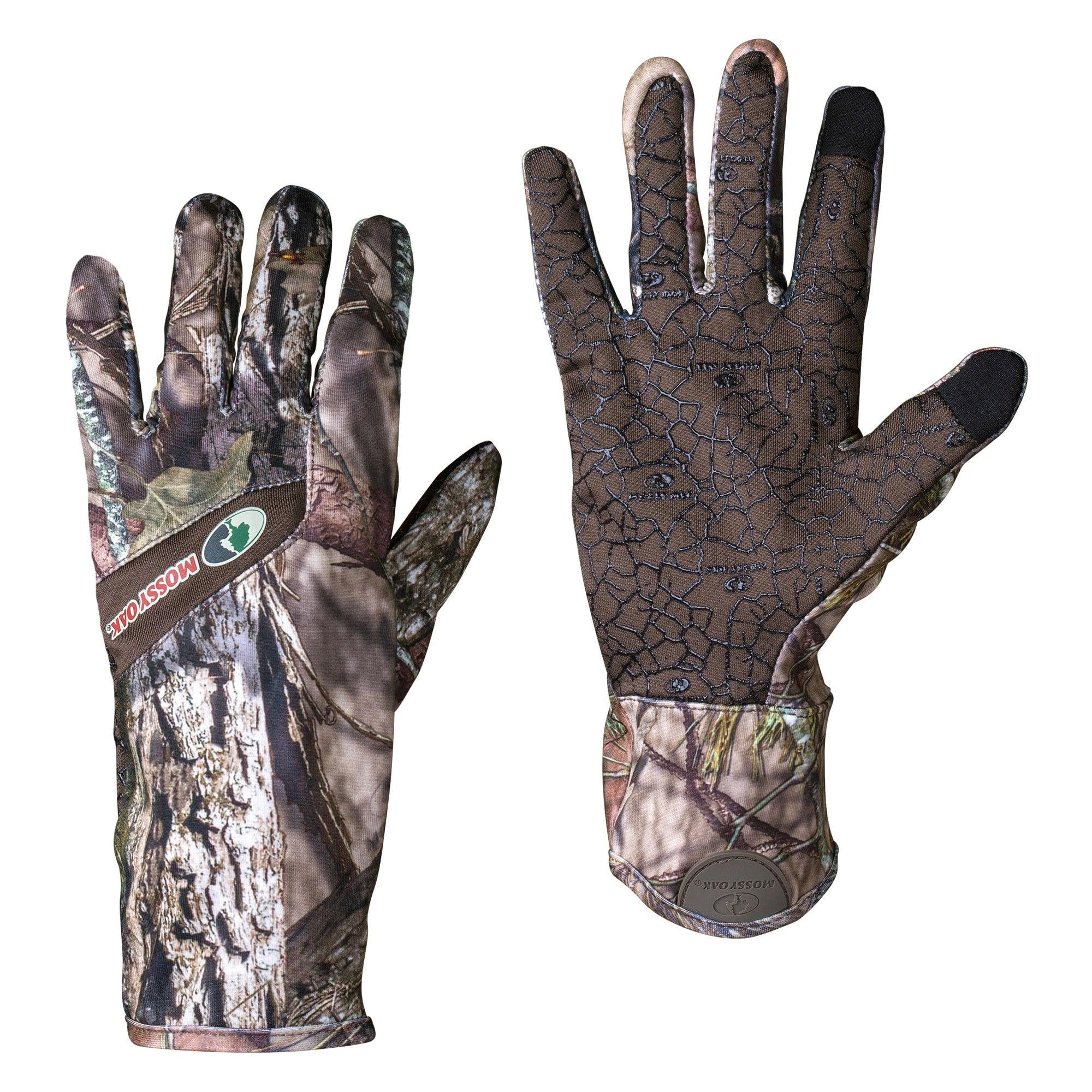 Mossy Oak Breakup Country Men's Light Weight Gloves