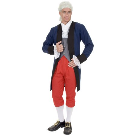 Men's Ben Franklin / Colonial Man - Mens Colonial Costume