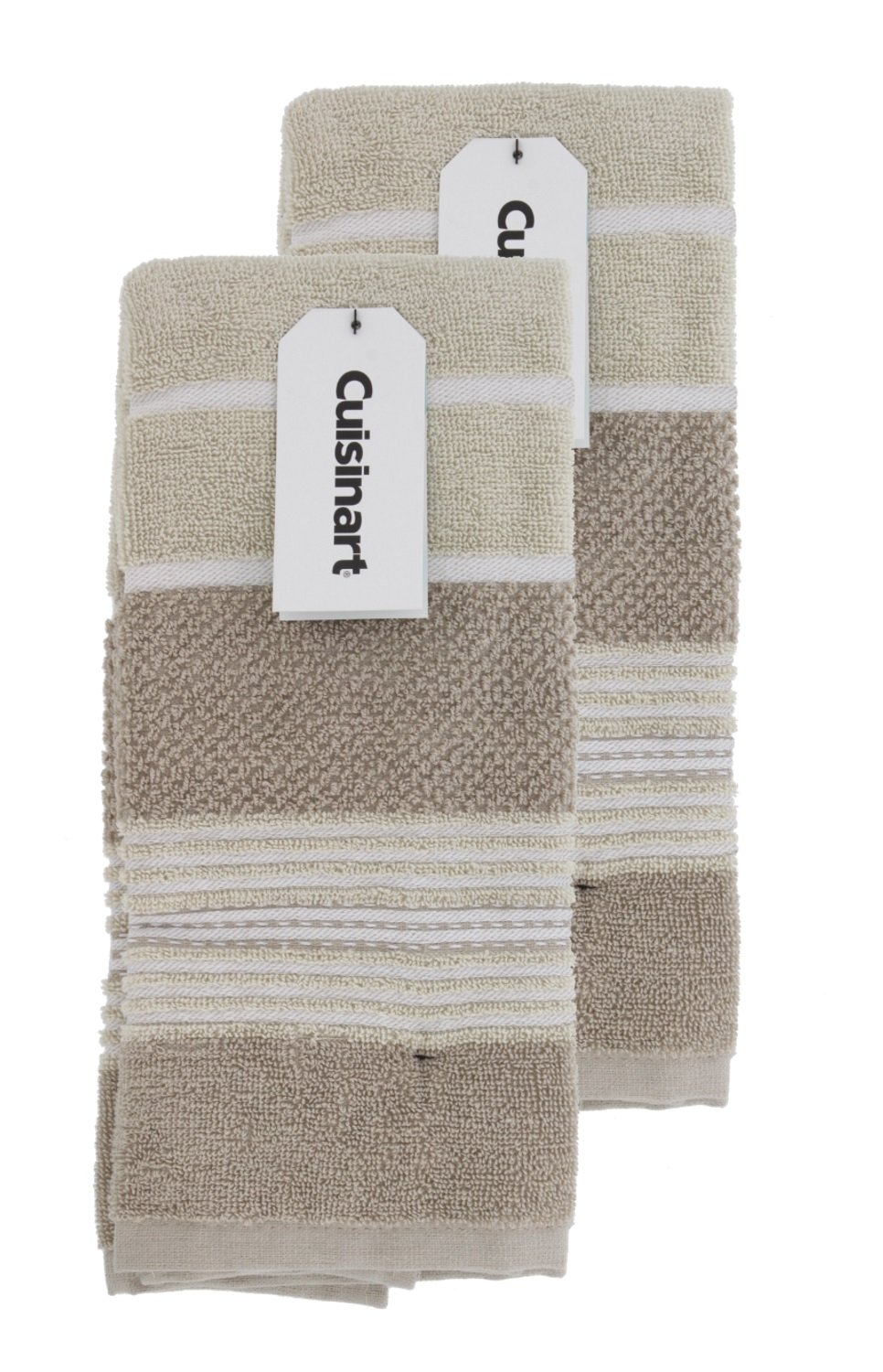 Cuisinart 100% Cotton Terry Super Absorbent Kitchen Towels Perfect for Drying Dishes &... by Cuisinart