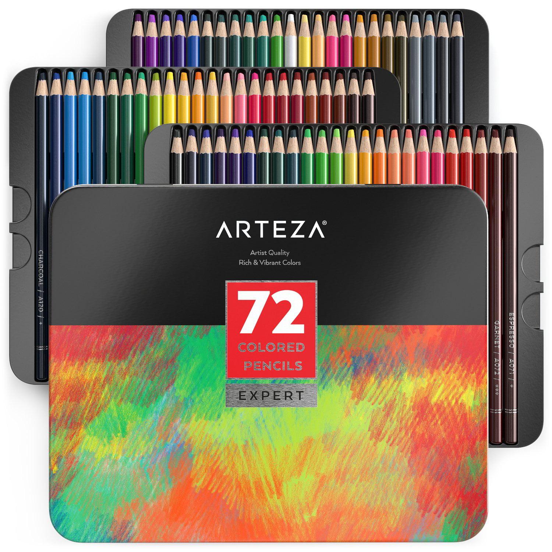 Arteza Colored Pencils Professional Set Tiendamia Com