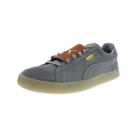 big sale 853af f6554 Puma Men s Fierce Core Mono Red Dahlia Ankle-High Leather Fashion Sneaker -  12M ...