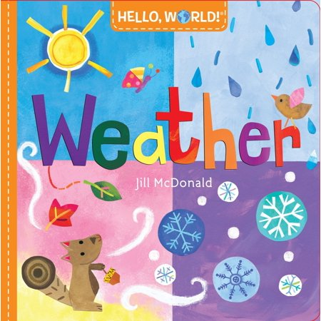 Weather (Board Book) ()