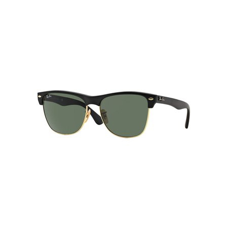 57mm Oversized Clubmaster Sunglasses (Ray-bans Clubmaster)