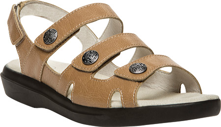 Propet Bahama Sandals Women's Camel by Propet