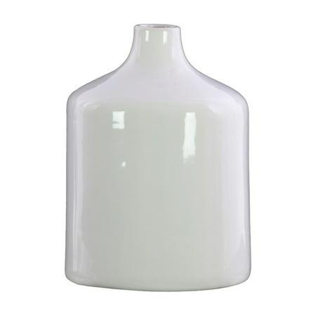 Urban Trends Short Neck Cylindrical Vase