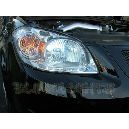 Chevrolet Chevy Cobalt Bright White Light Bulbs For Headlamps Headlights Head Lamps Lights