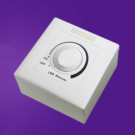 Dc 0-10V Led Dimmer Switch Adjustable Controller Led Driver Dimmer - image 4 of 6